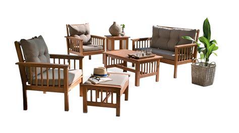 Catálogo Carrefour de muebles para el jardín 2014