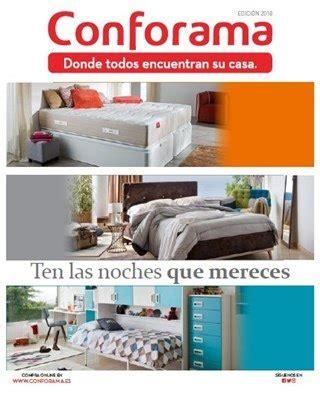Catálogo Conforama Especial Dormitorios y Colchones ...