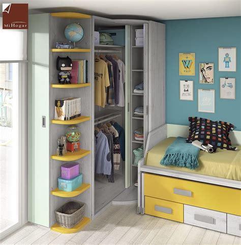 CATÁLOGO Dormitorios Juveniles HOMELIKE   MUEBLES MI HOGAR