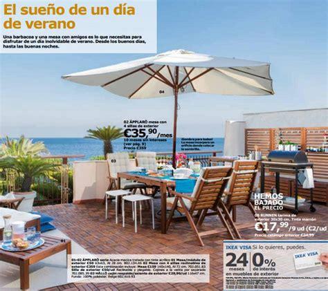catalogo ikea jardin 2016 comedor exterior   mueblesueco