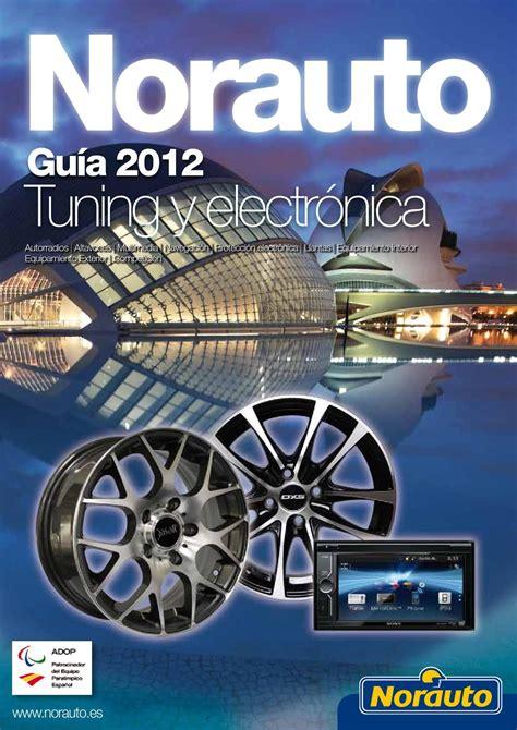 catalogo norauto tunning 2012 by Milyuncatalogos.com - Issuu