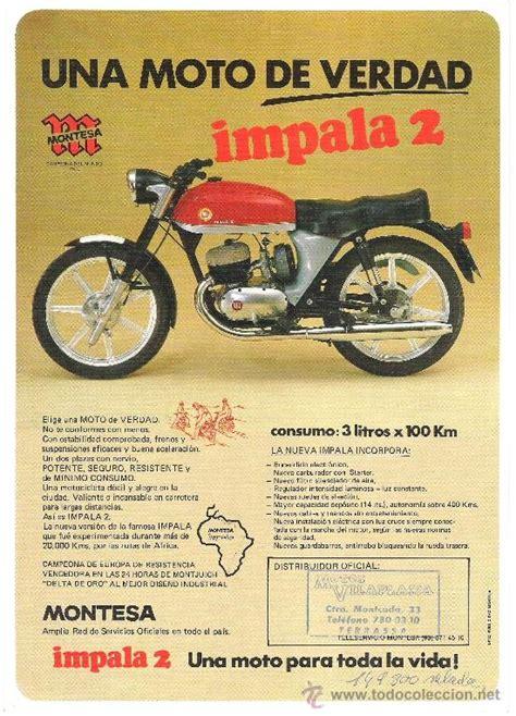 catalogo original montesa impala 2 - Comprar Catálogos ...