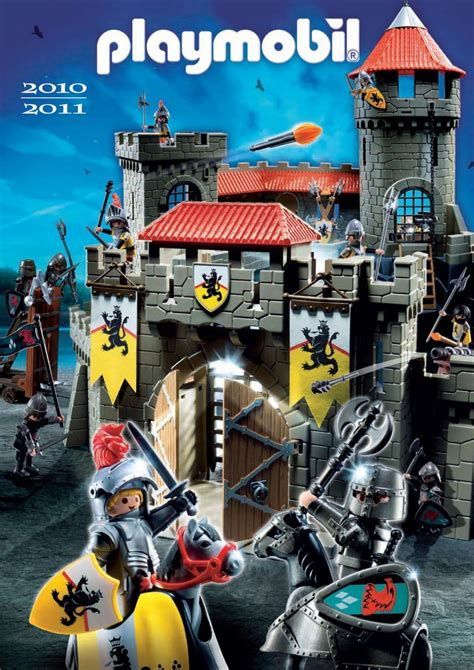 Catalogo Playmobil 2010/2011 by Andrea Monaco   issuu