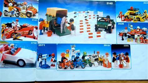 Catálogo Playmobil 3 1988   YouTube