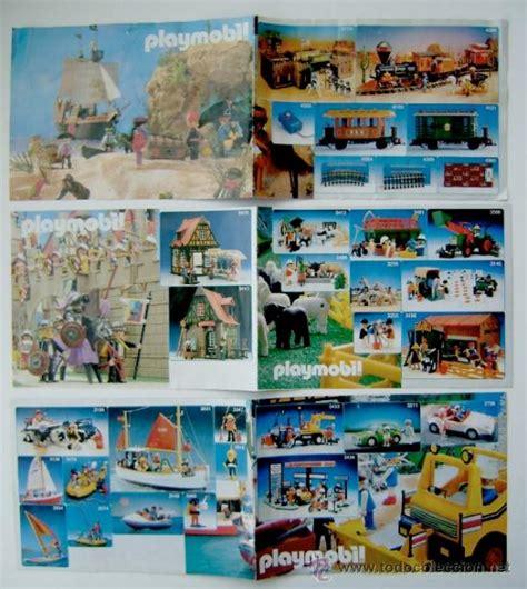 catalogo playmobil años 90 principios varias re   Comprar ...