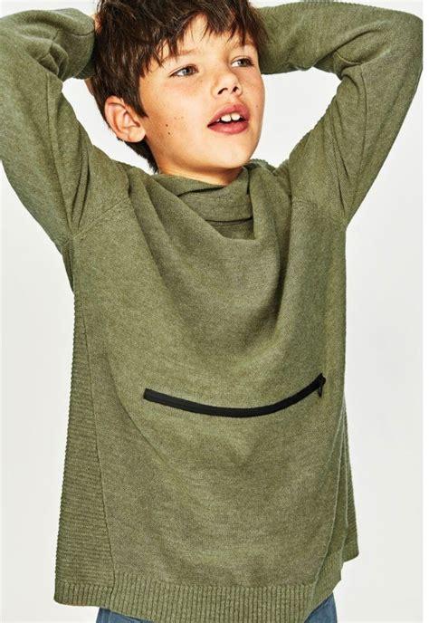 Catálogo Zara niños Invierno 2018-2018