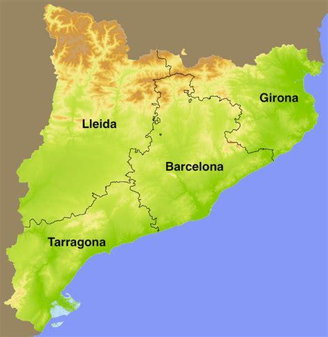 Catalunya: ficha del País | Loiola XXI
