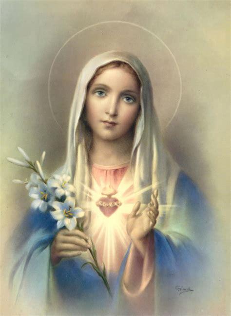 Catecismo Básico: La Virgen María   Apuntes y Monografías ...