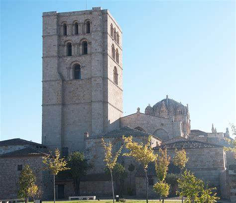 Catedral de San Salvador en Zamora