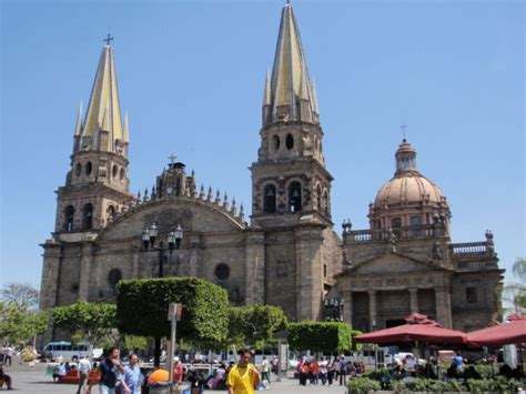 Cathedral of Guadalajara in Jalisco, Mexico | Perfect ...