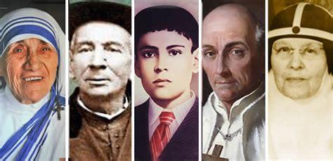 Catholic.net - La Iglesia contará con cinco nuevos santos