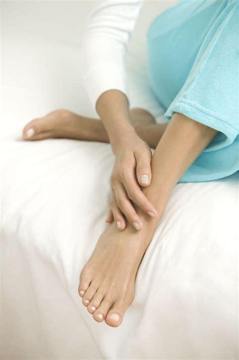Causas de hinchazón de pies