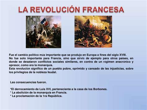 Causas revolucion francesa