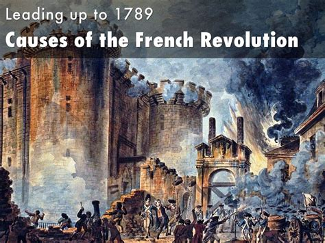 Causes Of The French Revolution   www.imgkid.com   The ...
