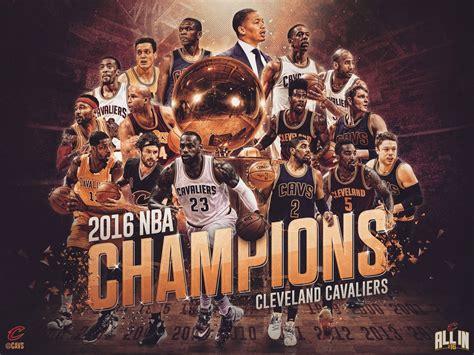 Cavaliers campeones NBA: Los Cavaliers de LeBron ganan la ...