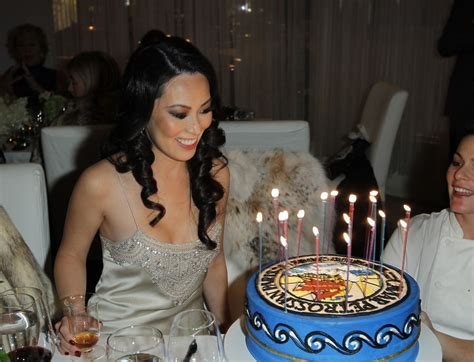 Caviar, Champagne and Furs for a Beverly Hills Birthday ...