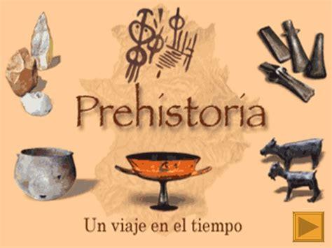 Caza del tesoro - La Prehistoria