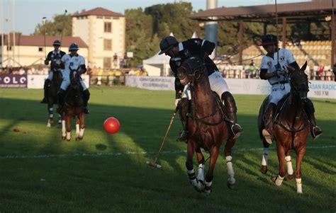 CBC Sport Arena Polo World Cup kicks off in Baku [PHOTO]