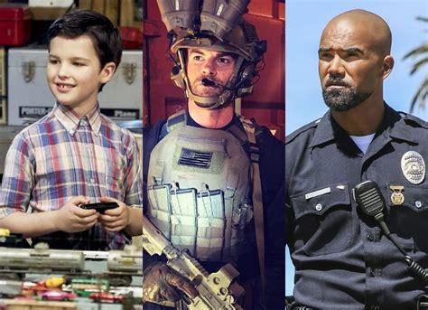CBS' 2017-2018 Fall Schedule: 'Young Sheldon', 'Seal Team ...