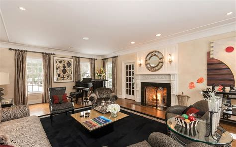 CBS Evening News Anchor Scott Pelley's Darien Home Lists ...