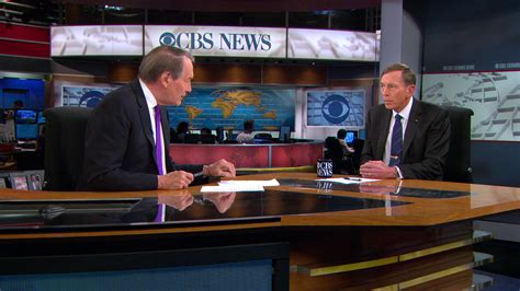 CBS Press Express   FORMER CIA DIRECTOR AND RETIRED U.S ...