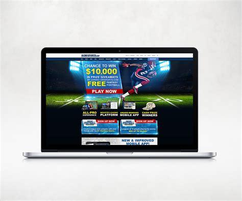 CBS Sports Fantasy Football Landing Page   Brylliant Designs