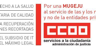 CCOO Justicia   Andalucía: Nota de la MUGEJU sobre ...