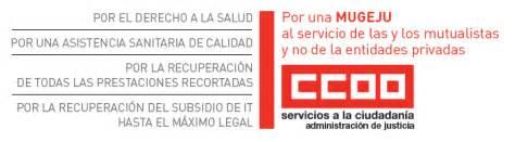 CCOO Justicia   Región de Murcia: noviembre 2017