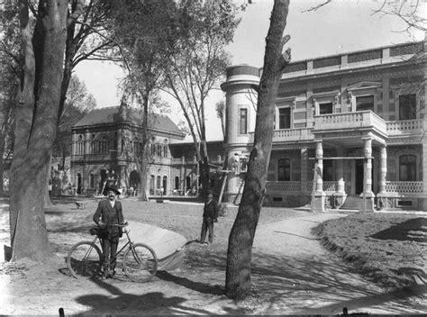 Cd. México principios del siglo XX ahora calle Sadi Carnot ...
