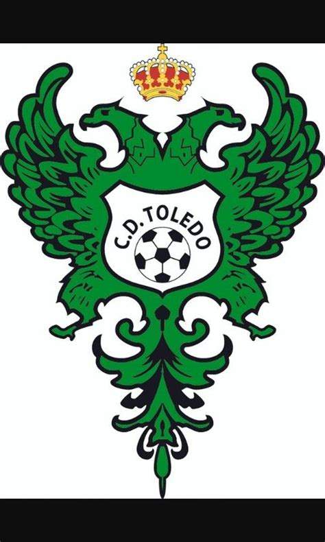 CD TOLEDO | ESCUDOS FÚTBOL | Football, Sports clubs y Futbol