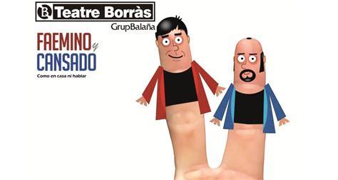CeC   FAEMINO y CANSADO: ¡COMO EN CASA NI HABLAR! en el ...