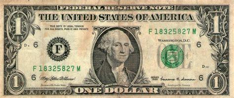 Cédula De 1 Dolar Americano   R$ 30,00 em Mercado Livre