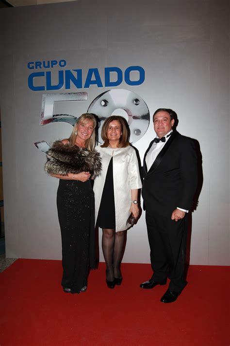 Celebración del 50 aniversario del Grupo Cuñado en la ...