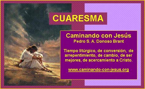 CELEBRACIONES CATOLICAS: Cuaresma