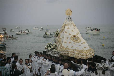 Celebraciones de la Virgen del Carmen 2012 en Málaga y ...
