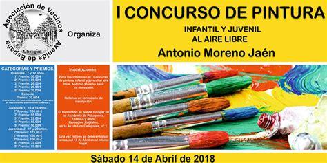 Celebrado el I Concurso de Pintura Rápida Infantil y ...