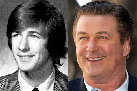 Célébrités, avant et maintenant!