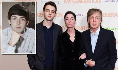 Celebrities with famous grandparents: Paul McCartney ...