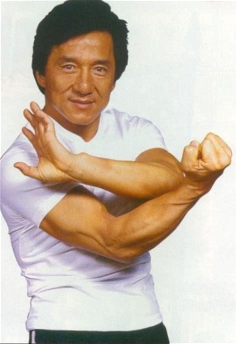 Celebrity Jackie Chan   Weight, Height and Age