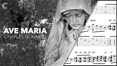 Cello   Ave Maria   Charles Gounod   Sheet Music, Chords ...