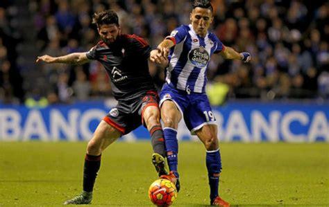 Celta vs Deportivo en directo y en vivo online - MARCA.com