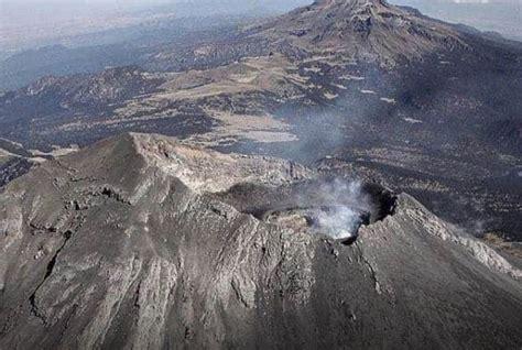 Cenapred encuentra nuevo domo en cráter interno del ...