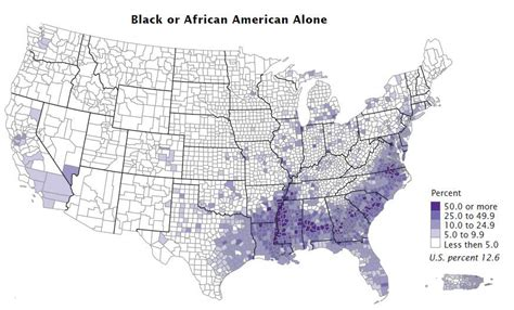 Census releases numbers on the black population in the U.S ...