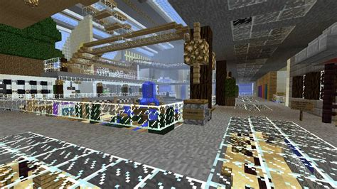 Centro Comercial Minecraft Plugin ChestShop   YouTube