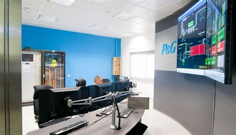 Centro de control de Procter & Gamble   GESAB