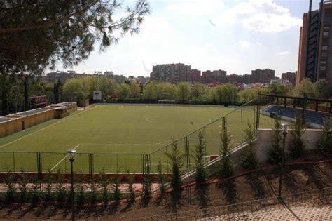 Centro Deportivo Municipal San Juan Bautista   Madrid