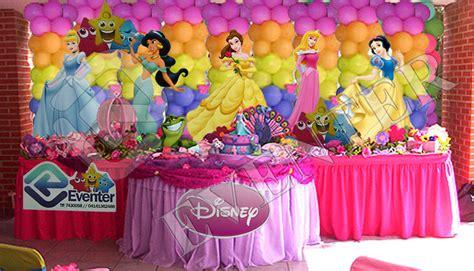 Centros de mesa para fiestas infantiles de princesas - Imagui