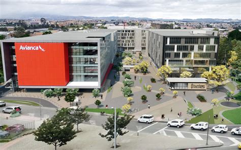 Centros empresariales de Bogotá | Prensa Real Estate