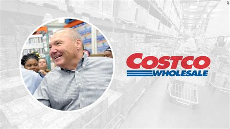 CEO of the year    Craig Jelinek of Costco   The best CEOs ...