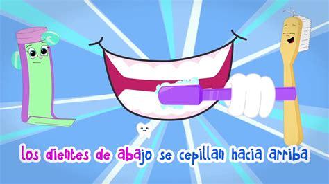 Cepillado dental para niños   YouTube